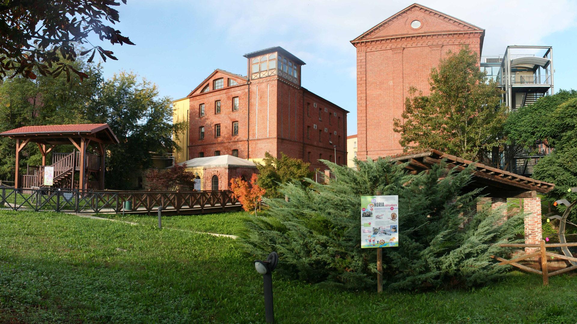 Didattica all'Ecomuseo del Freidano